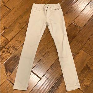 Zara skinny stretchy jean